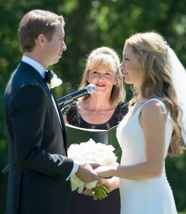 Queenstown Wedding Celebrant. Philippa Cook.