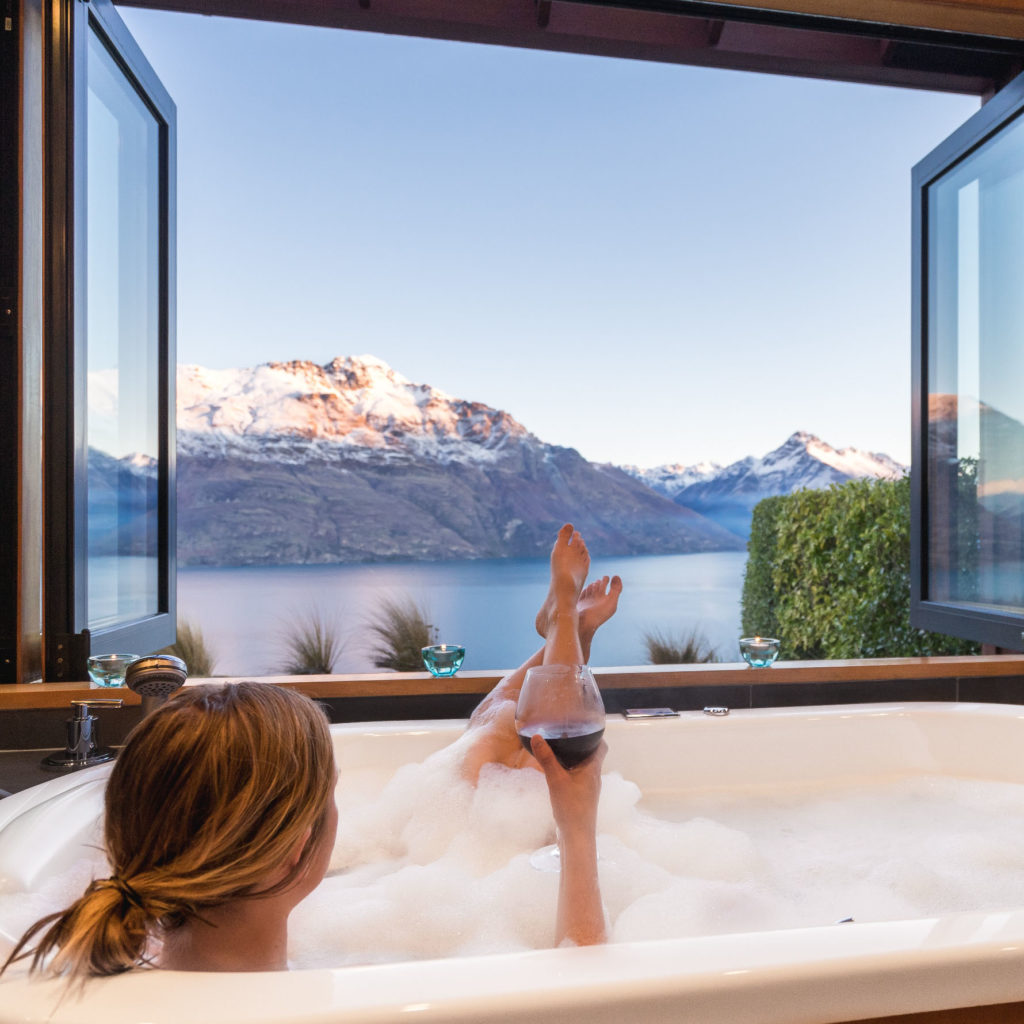 queenstown wedding accommodation luxury lodge azur