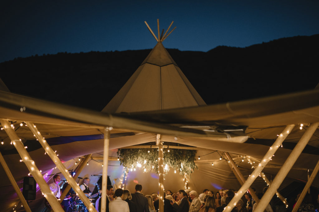Gather and Gold tipis wanaka and Queenstown