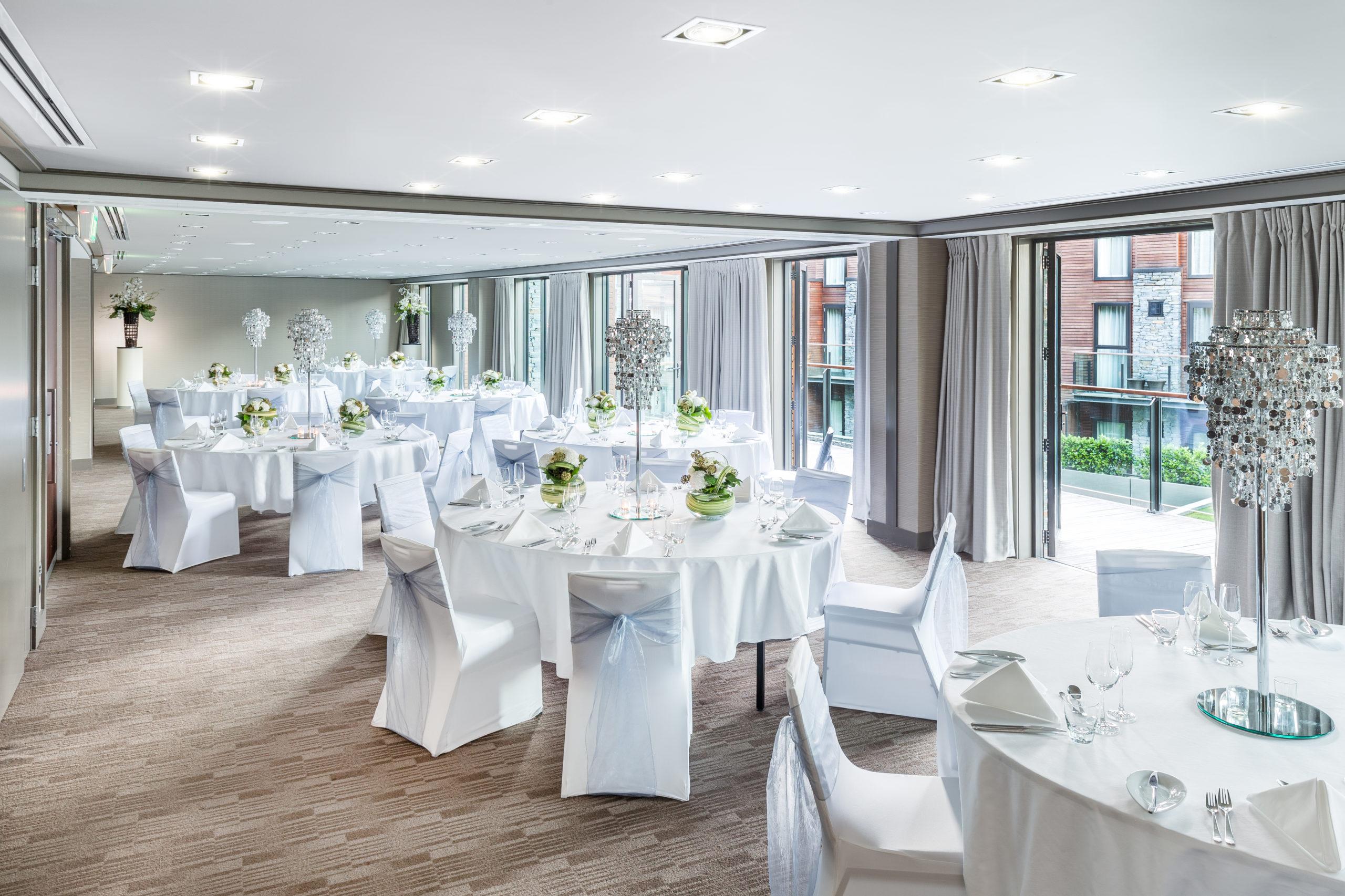 Coronet Room - Wedding - The Hilton Resort and Spa