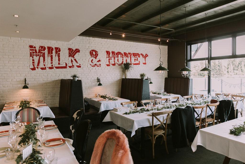 Wedding venue - Public Kitchen