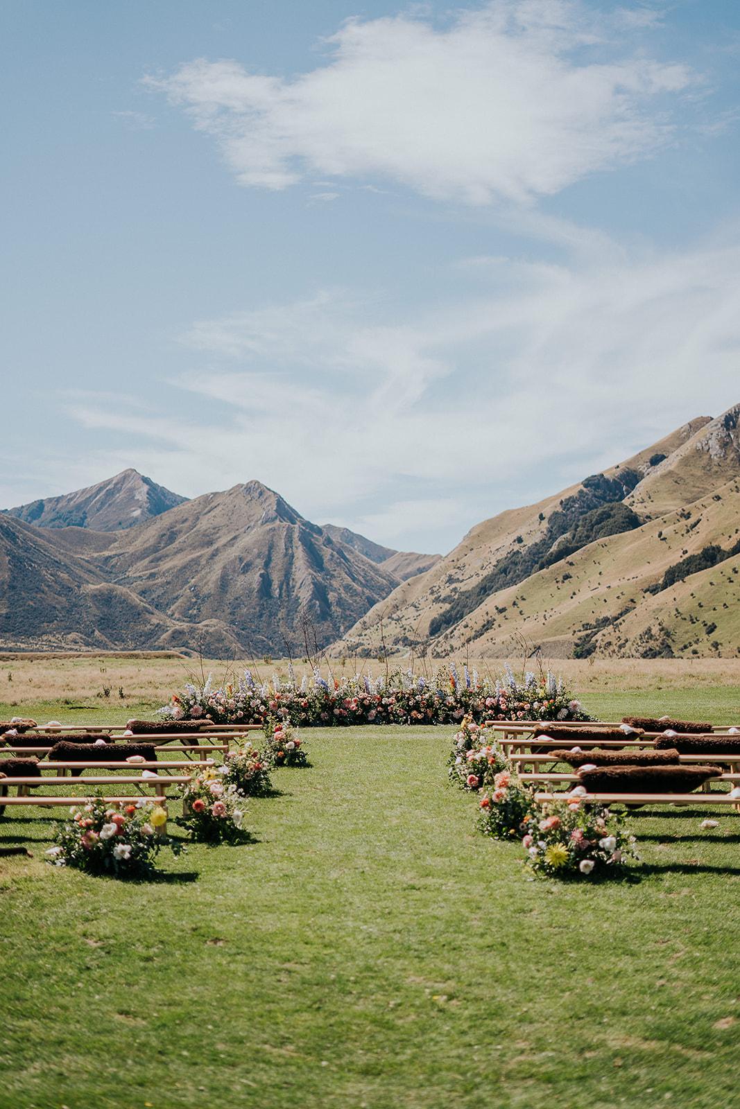 Moke Lake Wedding Florist