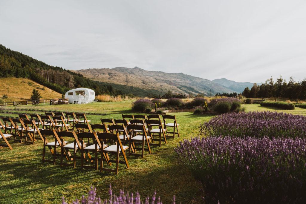Queenstown Wedding Venue - Ben Lomond Lavender