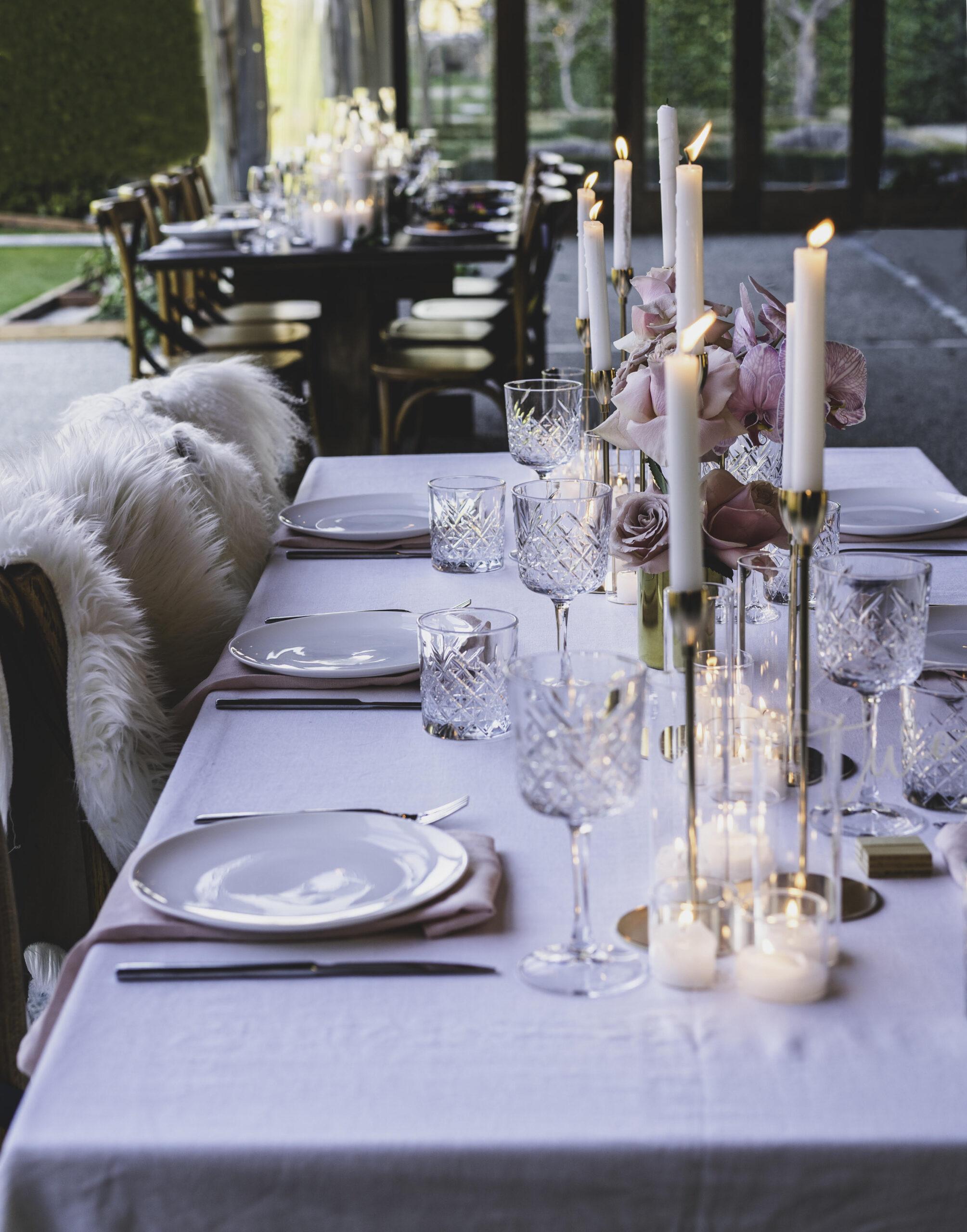 Queenstown Wedding Table