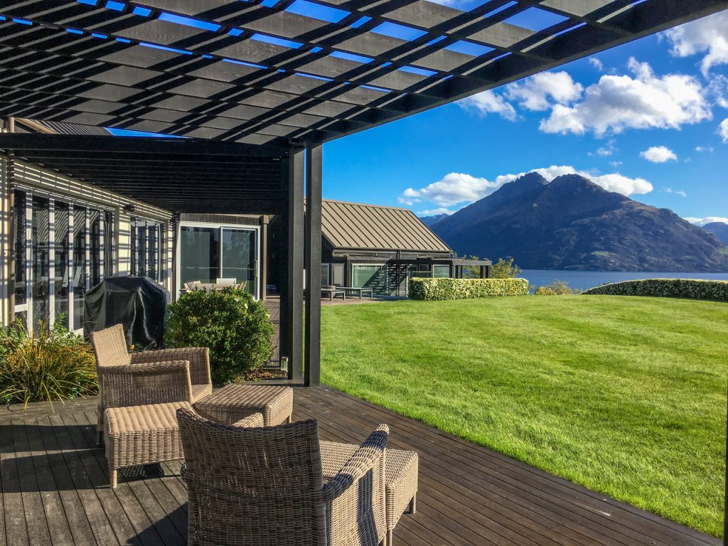 queenstown wedding accommodation holiday home