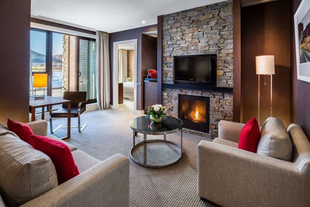 queenstown wedding accommodation hotel suites hilton