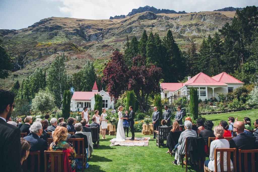 Walter Peak Ceremony