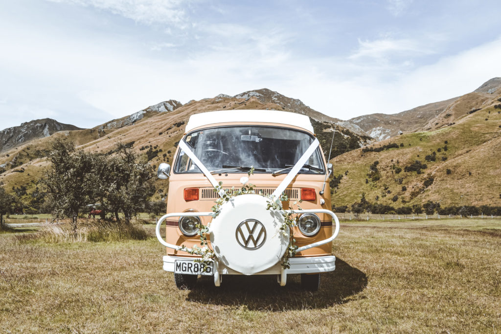 Queenstown Kombi by Mountains
